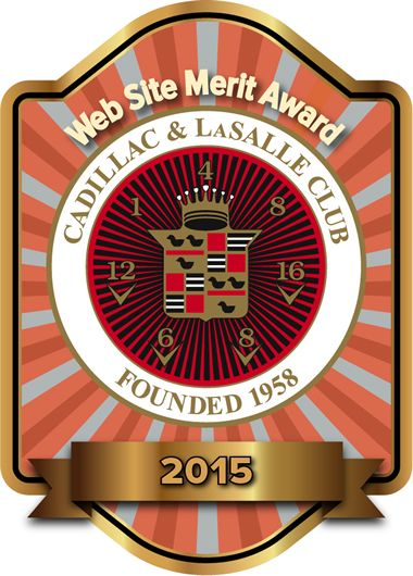 Web Site Merit Award 2015